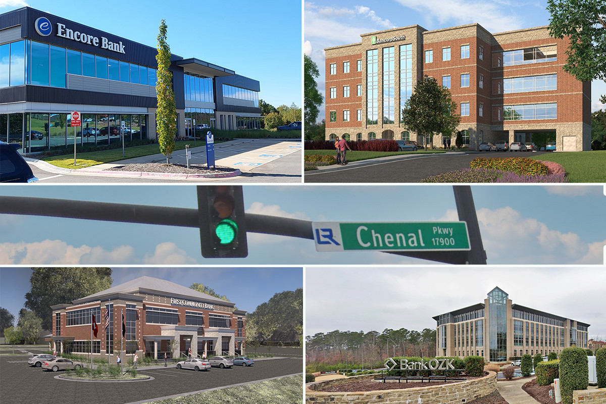 Chenal Bank Branch Growth Elevates Field of Competition