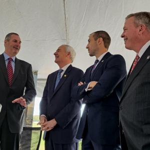 Trex Co. Plans $400M Plant, 500 Jobs at Little Rock Port