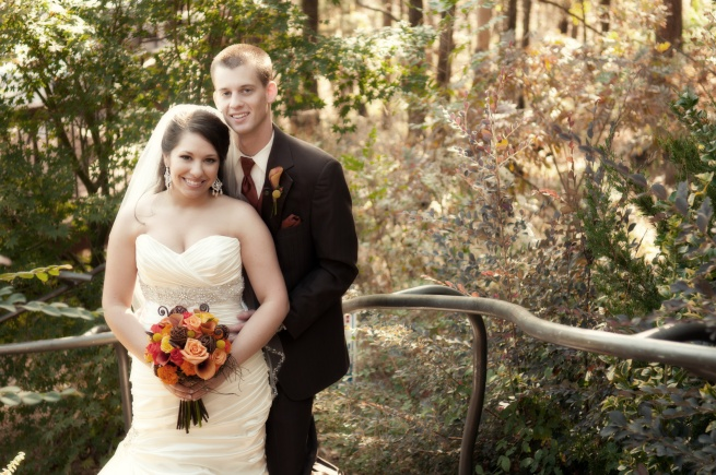 Bryant Arkansas Wedding: Leslie Walker & Brian Blankenship
