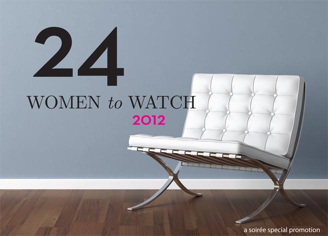 Women To Watch 2012