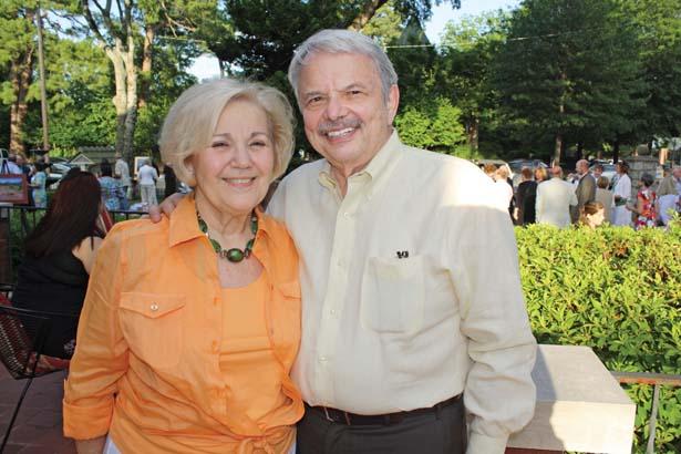 Ruthe and Phil Kaplan