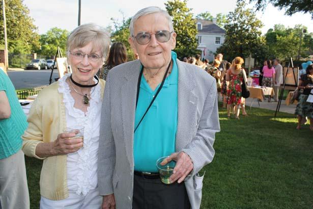 Susan and Ron May