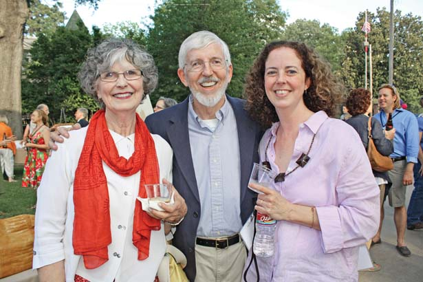 Dr. Marcia and Phillip Smith, Laurie Smith Prud'homme