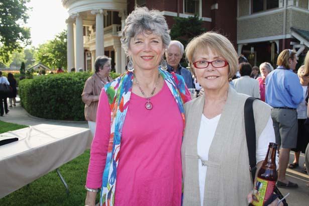 Debby Coates, Nancy Conley