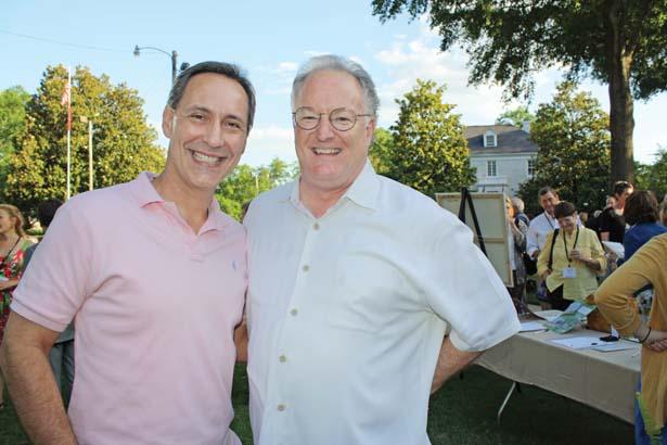 Eric McDaniel, Chuck Goldner