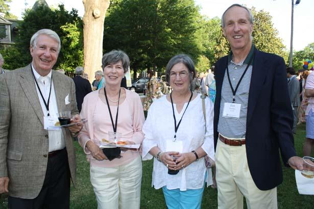 Roger and Dale Webb, Jody Jackson, Dick Dearnley