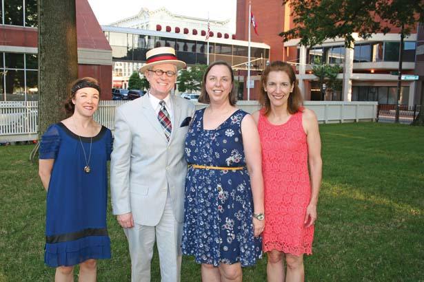 Leighanne Alford, Matthew and Kathleen Pate, Jill Bayles
