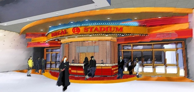 Regal Cinemas McCain Mall Stadium 12