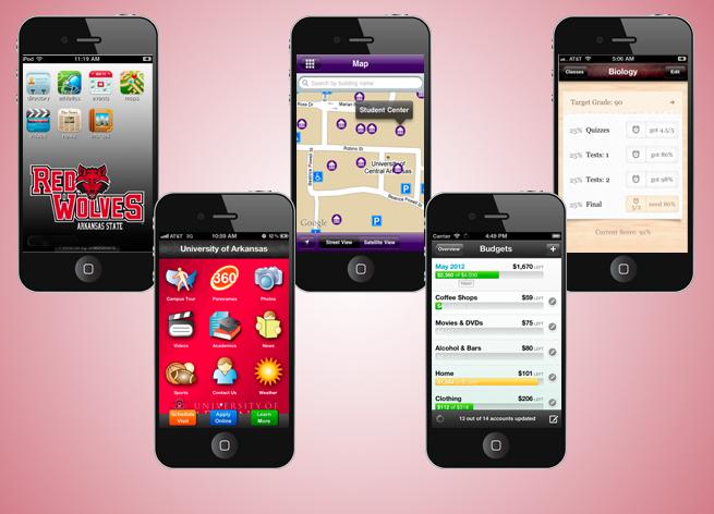 Top 10 Smartphone Apps for High School, College
