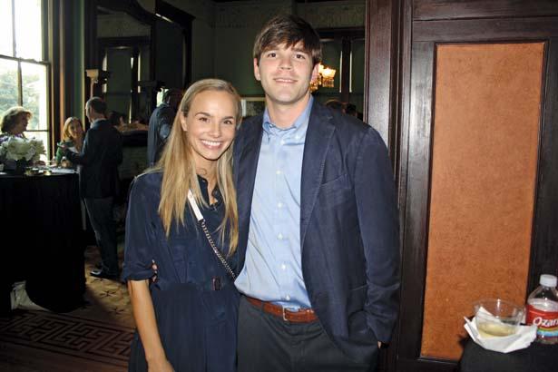 Rachel and Buddy Harding