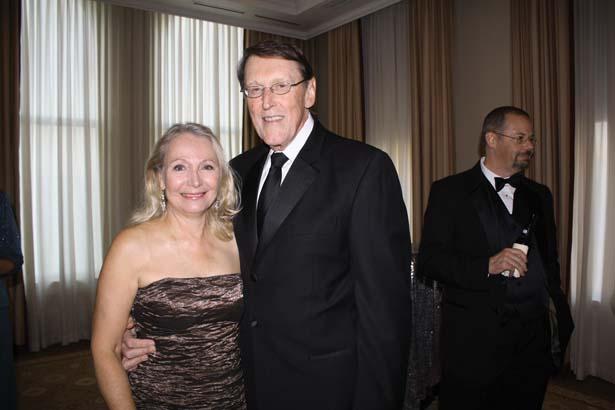 Donna and David Cone