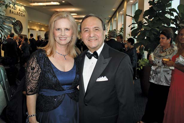 Eileen and Dr. Ricardo Sotomora
