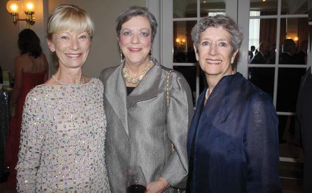 Marge Schueck, Janie Lowe, Lucy Jackson