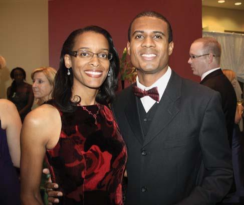 Dr. Monica and Imari Dellimore