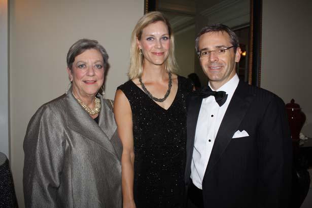 Janie Lowe, Josie and Dr. Daniel Felton