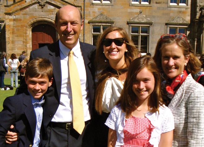 John Selig Family