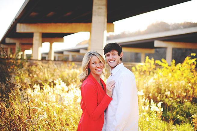Arkansas Engagement: Lauren Wilkins of Fayetteville & Lance Stokes of Texarkana