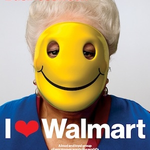 Bloomberg Businessweek Puts OUR Wal-Mart on Its Latest Cover