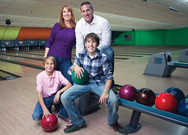 Renee Burks Family