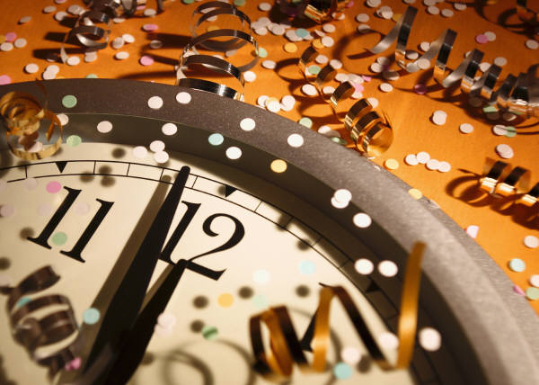 Top 5: New Year's Eve Parties