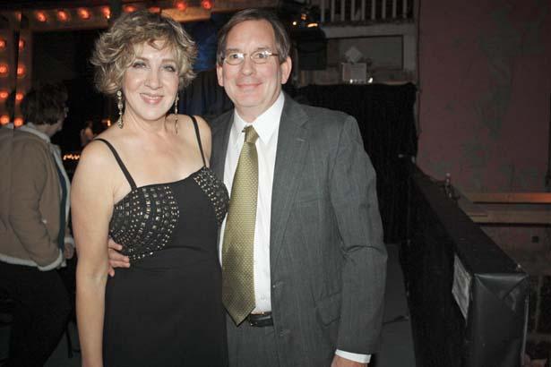 Cindy Steele, Larry Graham