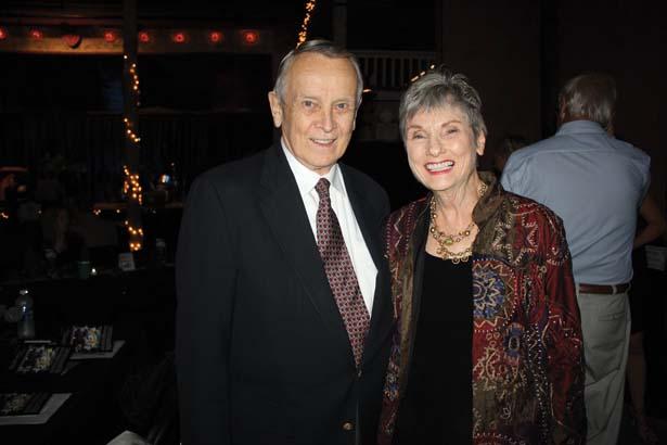 David and Tish Miller