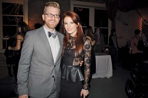 Craig and Allison Wilson