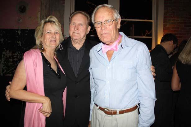 Kathleen and Sammy King, Jon Claas