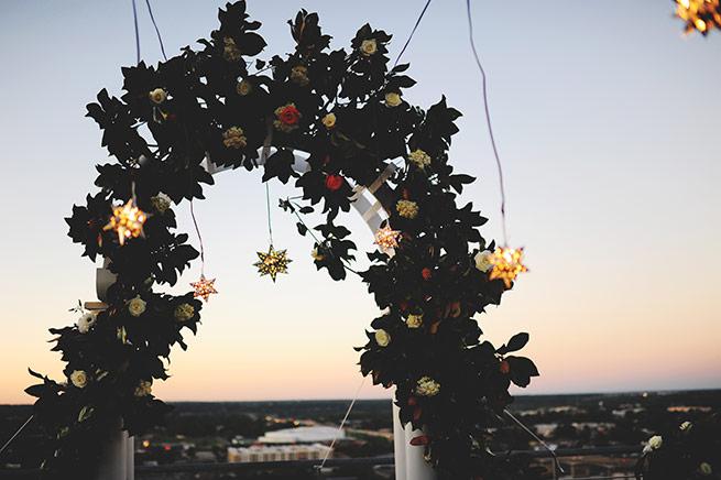 Little Rock Real Wedding Hanna Amp Brad Denman