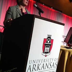 Arkansas Economy Should Enjoy 'Steady Growth,' Kathy Deck Tells Forecast Luncheon