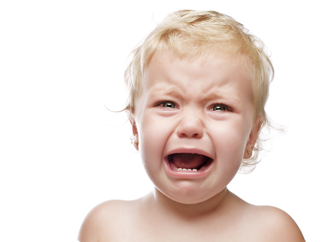 Cry Baby Cry: Staying Calm During Those Early Meltdowns ...