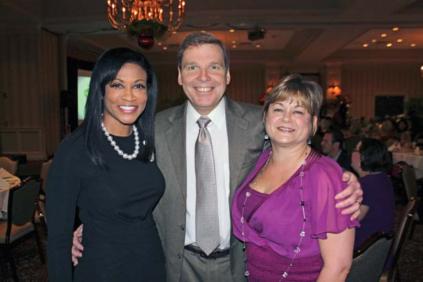 Donna Terrell, Ed and Jan Trauschke