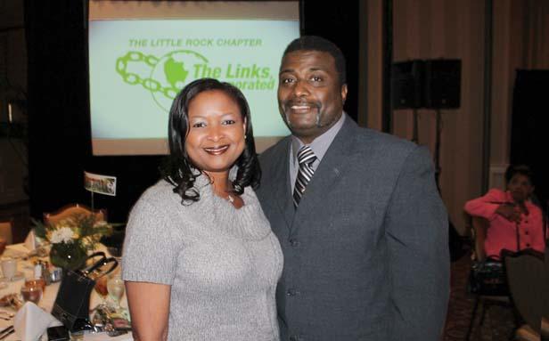 Pamela and Stanley Johnson