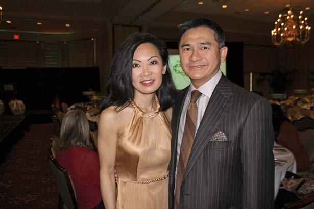 Dr. Suzanne and Bill Yee