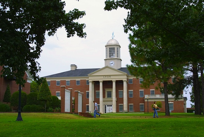 After Lottery Change, Lyon College Freezes Tuition, Fees ...