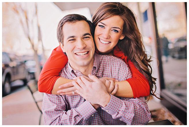 BRIDAL BOOTCAMP Engagement: Katie Calicott & Mark Lienhart