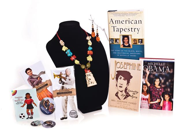 Mosaic Templars Cultural Center Museum Gift Shop & Bookstore
