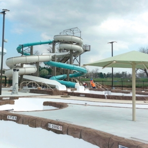 Community Swimming Pools Receiving Makeovers