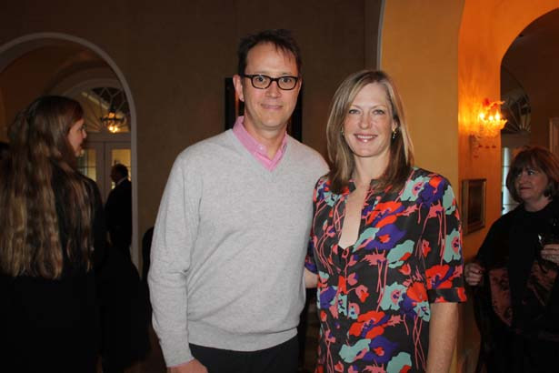 Dale Chihuly Welcome Reception with Jonathan Groff