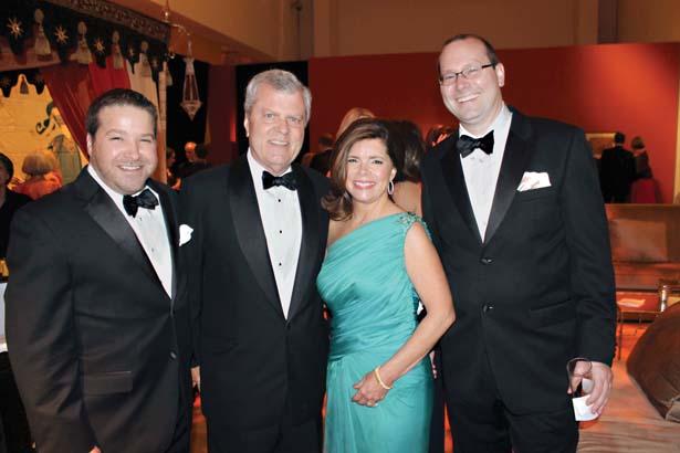 Harry Gerard, Gary and Rebecca Smith, Todd Herman