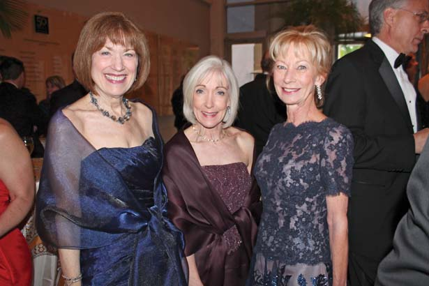 Lana Rahn, Ginger Beebe, Marge Schueck