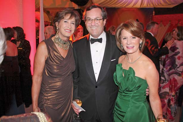 Carole Meyer, Warren and Harriet Stephens
