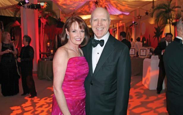Linda and George Gleason