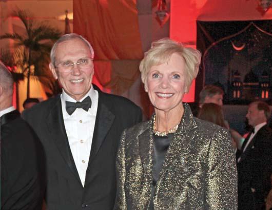 Bob and Sandra Connor