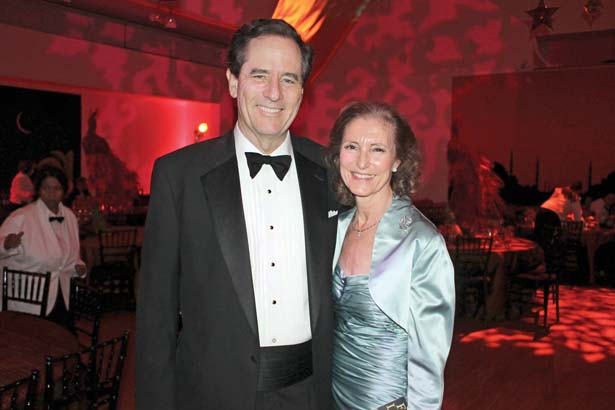 Joe and Mimi Hurst