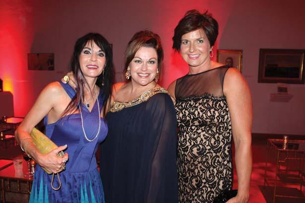 Linda Harding, Monica Wahlquist, Rhea Middleton