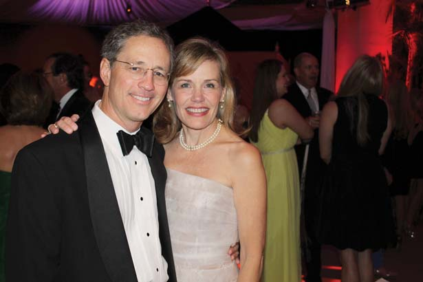 Howard and Stacy Hurst