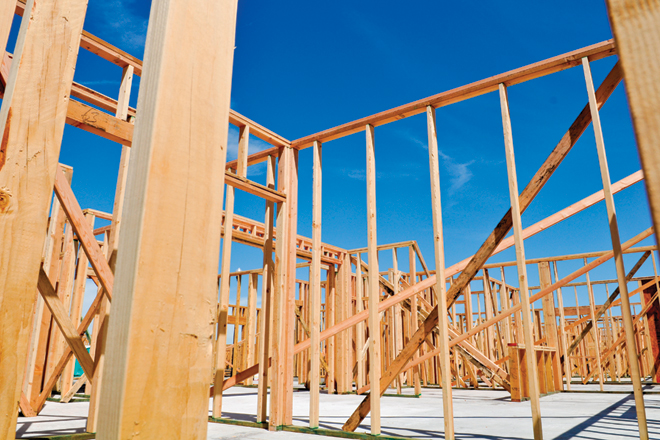 August Construction Spending Up 1.4%, Led by Home Building