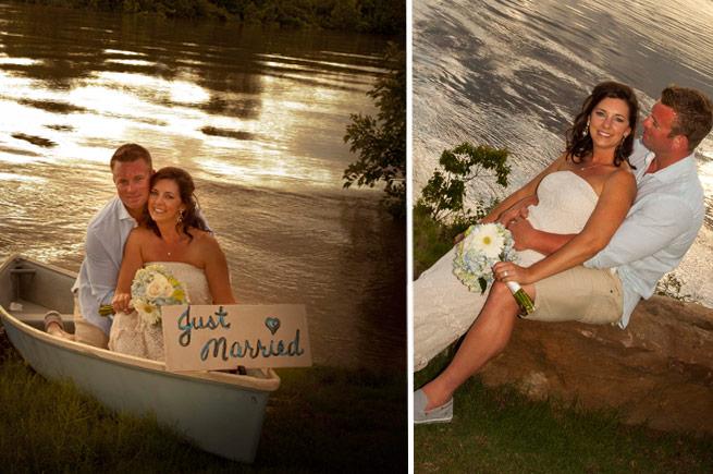 Real Arkansas Wedding: Robin Claussen & Thomas Sanders