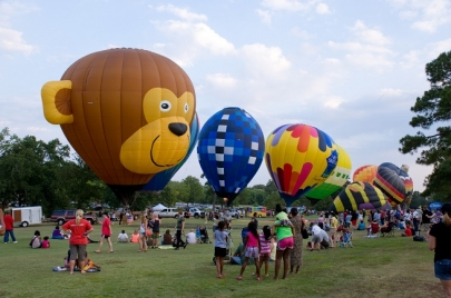 25 Fall Festivals and Fairs Around Central Arkansas